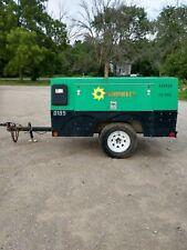 New Listing2012 Sullivan D185 Towable Air Diesel Compressor Ingersoll Rand 185