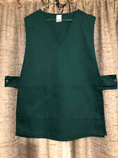 Ladies Tabard Green XL (with pocket)