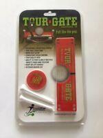 Tour Gate,Golf Alignment,Swing plane,Putting Aid,Golf Training Aid,Putting Help.