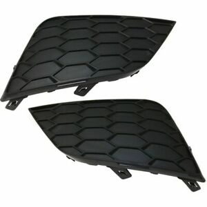 FITS FOR NS SENTRA 2016 2017 2018 FOG LAMP COVER RIGHT & LEFT PAIR SET
