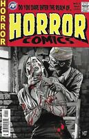 Horror Comics Issue 1 Modern Age First Print 2019 Bradley Golden Audrey Lunatik
