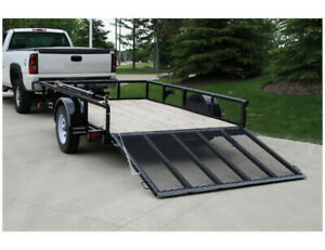 Buyers Products 5201000 EZ Gate Tailgate Assist for Open Landscape Trailers