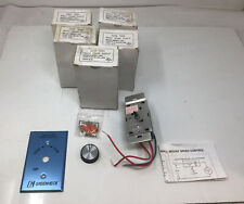 5 NEW NOS AC Motor Fan Speed Control - KB Electronics KBWC-15K Kit 120VAC 5 Amps