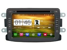 AUTORADIO DVD/GPS/NAVI/BT/RADIO/DAB*/ANDROID 4.4 DACIA DUSTER/LOGAN/SANDERO M157