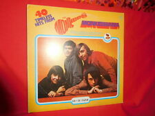THE MONKEES Monkeemania Double LP 1980 ITALY MINT- Gatefold cover + Inners