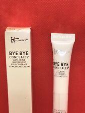 It Cosmetics Bye Bye Concealer LIGHT Sealed Tube In Box 5ml/0.17 Fl Oz Free S/H