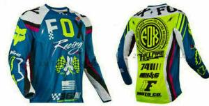 Men's Cycling Jersey Motocross/MX/ATV/BMX/MTB 180 Racing Tops Bike apparel