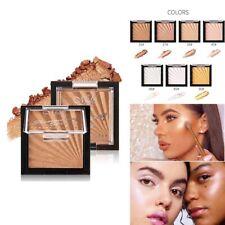 Highlighter Makeup Powder Palette Concealer Illuminator Face Highlighter Bronzer