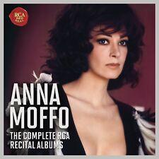 ANNA MOFFO - ANNA MOFFO-THE COMPLETE RCA RECITAL ALBUMS 12 CD NEUF VARIOUS