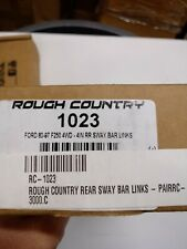 Rough Country Ford Rear Sway-bar Links | 4in Lift 80-97 F-250