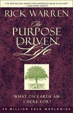 The Purpose Driven Life: What on Earth Am I Here For? by Rick Warren (2007,...