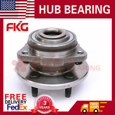 Front Wheel Bearing & Hub Assembly For 2002 2003 2004 2005 Jeep Liberty 513178x1