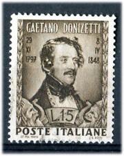 1948 Gaetano Donizzetti 1 valore USATO