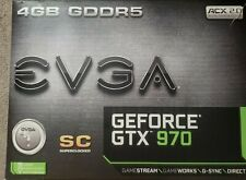 Evga Geforce Gtx 970 SC Superclocked