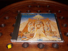 Iron Maiden : Powerslave Siae Inchiostro 1984 Cd ..... New