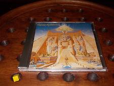 Iron Maiden : Powerslave Siae Inchiostro 1984 Cd ..... New