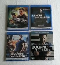 Jason Bourne L'Héritage, La Mémoire / Mort / Vengeance dans la peau BLU-RAY