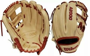 "NWT 2021 Wilson A2000 1787 Baseball Glove 11.75"" WBW1000891175 RHT Infield"