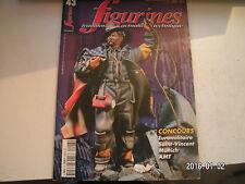 *** Revue figurines n°43 Gendarmes de la Garde 1720 / Attila / Dracula