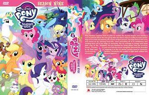 My Little Pony: Friendship Is Magic (Season 9: VOL.1 - 26 End) ~ All Region ~