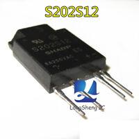 1pcs S202S12 ZIP-4 SIP Type SSR new