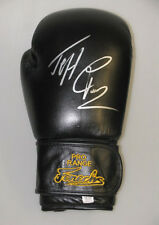 JEFF FENECH Hand Signed Pro Range 14oz Boxing Glove