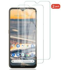 (2 Pack) Tempered Glass Screen Protector For Nokia 5.3