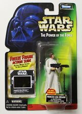 STAR WARS PRINCESS LEIA  POTF 2 FREEZE FRAME 1998 BRAND NEW!!