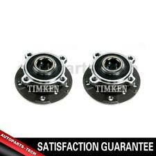 2x Timken Front Wheel Bearing and Hub Assembly For BMW 525i 2004~2007