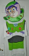 DISNEY PARKS men's BUZZ LIGHTYEAR Toy Story Astronaut SHIRT Costume HAT Lot* 2XL