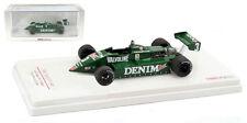 Truescale TSM154360 Tyrrell 011 Winner Las Vegas 1982 - Michele Alboreto 1/43