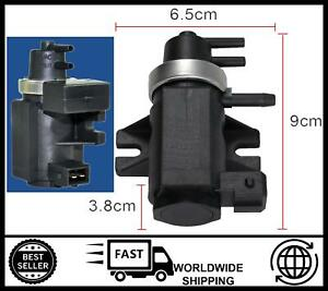 Solenoid Pressure Boost Control Valve FOR BMW 1, 3, 5, 7 Series & X3, X5, X6