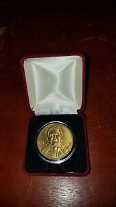Highland Mint Dan Marino Bronze Coin #21714