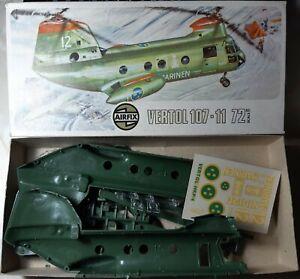 Airfix 1/72 - Vertol 107-11 - Type 4 box