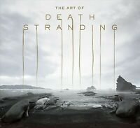 Art of Death Stranding, Hardcover by Titan Books (COR), Like New Used, Free s...