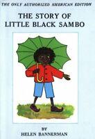 Story of Little Black Sambo, Hardcover by Bannerman, Helen, Brand New, Free P...