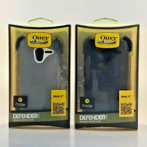 OtterBox Defender Protection Case w Clip Holster for Moto X