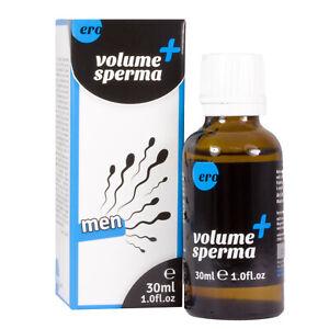 Mehr Sperma 30ml Sex Tropfen für Libido Samenerguss und Lust Mann auf Naturbasis