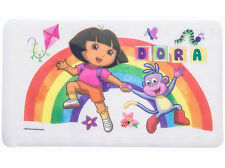 Dora The Explorer Bath Mat with Non Slip Suction Cups Nickelodeon