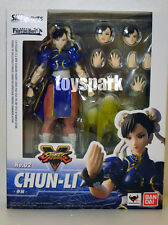 "Bandai S.H.Figuarts Capcom Street Fighter V CHUN LI 6"" 145mm action figure NEW"