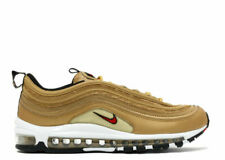 Nike Air Max 97 Gold Sneakers for Men for Sale   Authenticity ...