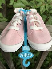 MAD LOVE girls Sneakers Pink Size 3 NWT