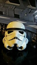 Star Wars full size Stormtrooper Helmet mask costume cosplay prop replica.