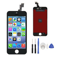 Black Touch Screen Digitizer + LCD Display Assembly for iPhone 5SE Replacement
