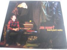 JIM HANFT - BACKYARD WALTZ - CD - NEU - NUR OHNE FOLIE !!!