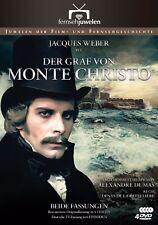 Der Graf von Monte Christo (1979), 6 Teile mit Jacques Weber, Fernsehjuwelen DVD