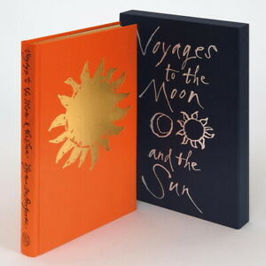 Folio Society/Voyages to the Moon & the Sun/De Bergerac/Blake/Publisher Sealed
