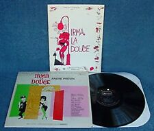 IRMA LA DOUCE - A. PREVIN - LP SNDTRK + MUSICAL PROGRAM