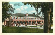 Missouri, MO, Sedalia, Auditorium, Liberty Park 1920's Postcard