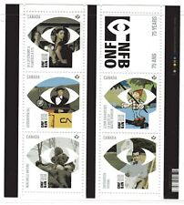 2014 Canada SC# 2733 - 75 Years National Film Board of Canada S. S. Lot 94 M-NH